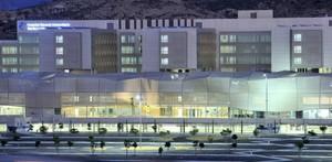 Hospital Santa Lucia de Cartagena. Murcia