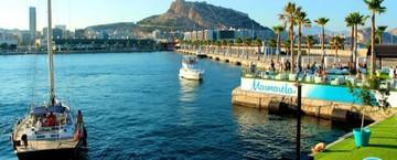 Discoteca Marmarela - Rte. Muelle 14. Alicante.